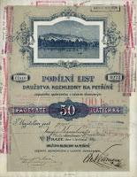 Petrin certificate