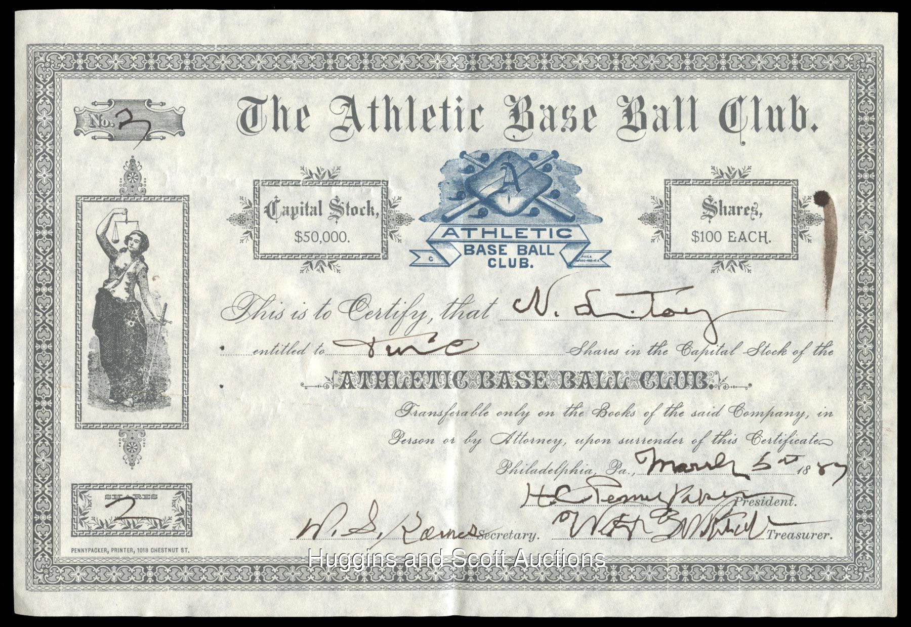 Known Fakes Forgeries And Reproductions Scripophily Usa